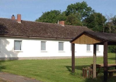 Haupthaus außen